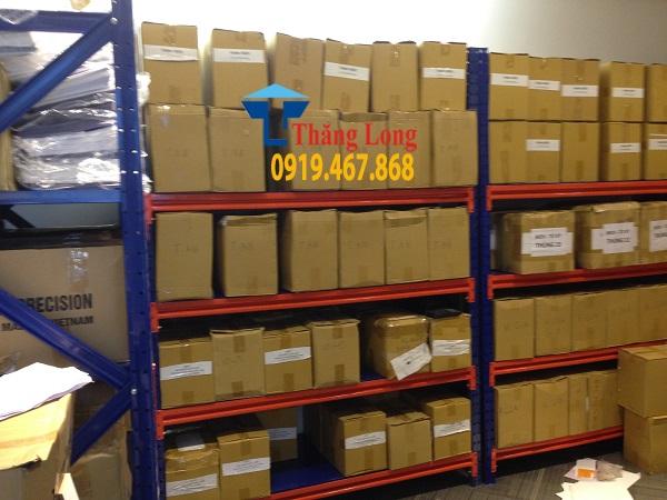 Kệ kho chứa tài liệu văn phòng