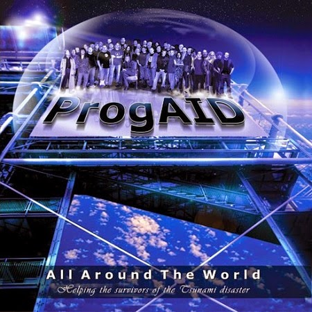 ProgAID - All Around The World (2005) - Magenta - Iona - Mostly Autumn - Karnataka