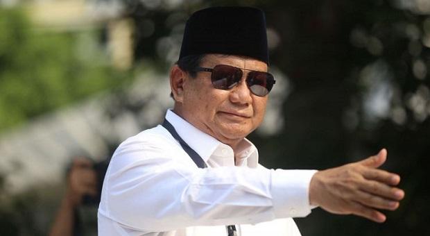 Prabowo: Uang Utang Malah Digunakan untuk Impor Melulu