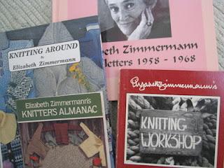 Elizabeth Zimmermann's books