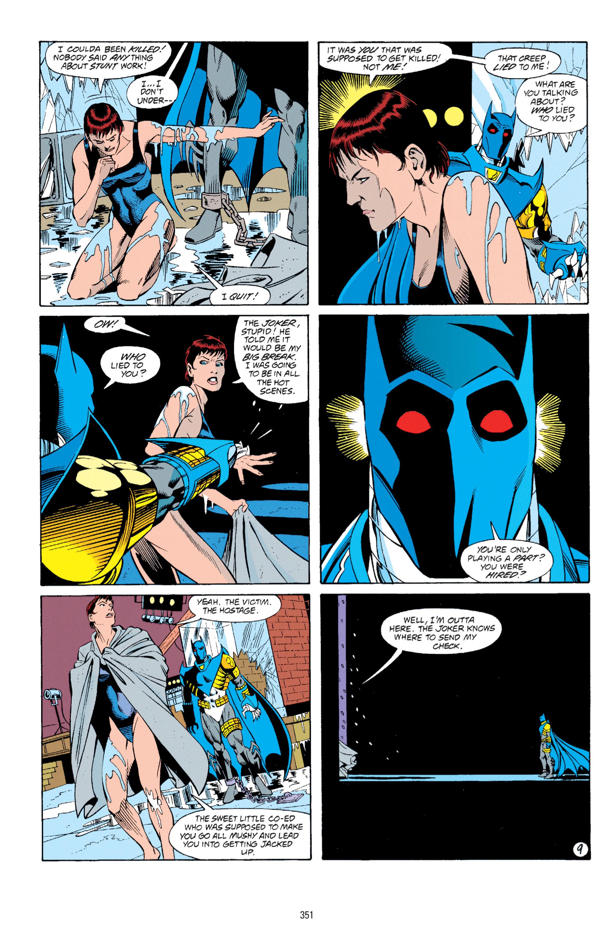 Detective Comics (1937) 673 Page 8