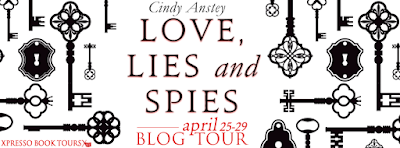 http://xpressobooktours.com/2016/03/10/tour-sign-up-love-lies-and-spies-by-cindy-anstey/