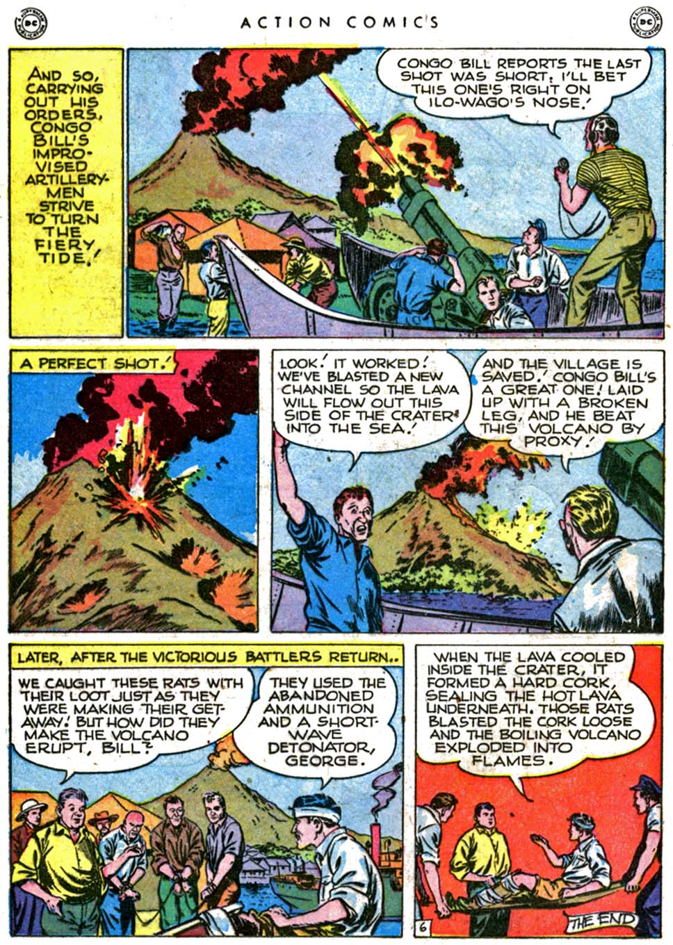 Read online Action Comics (1938) comic -  Issue #123 - 22