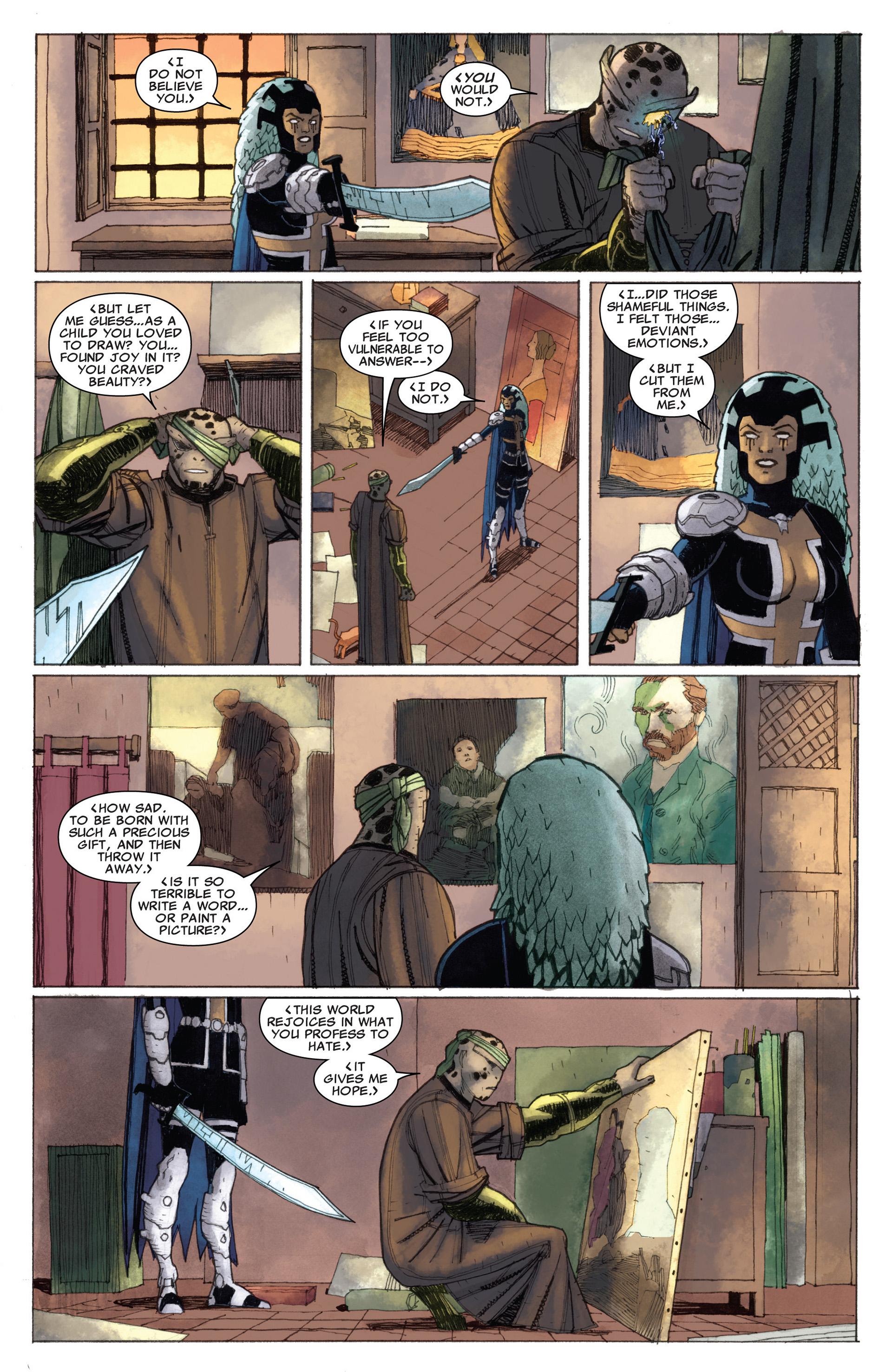 Read online Astonishing X-Men (2004) comic -  Issue #58 - 8