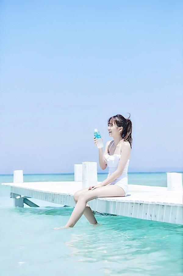 Bikini O Bikini: Wah Kim So Hyun Pakai Bikini Di Iklan