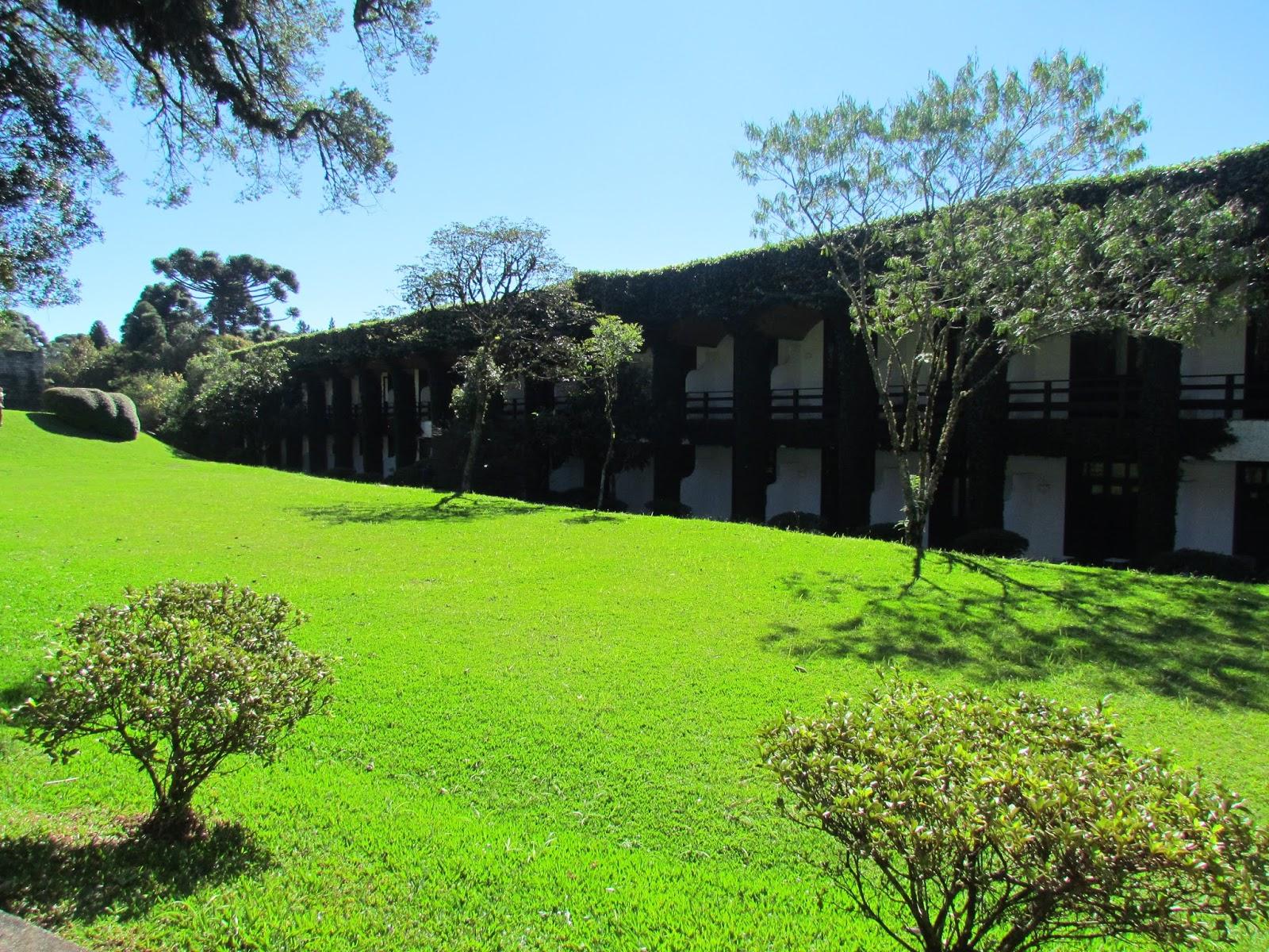 Hotel Laje de Pedra em Canela