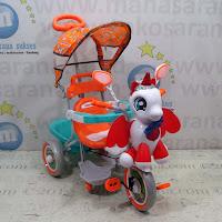Sepeda Roda Tiga Family F993GT Unicorn