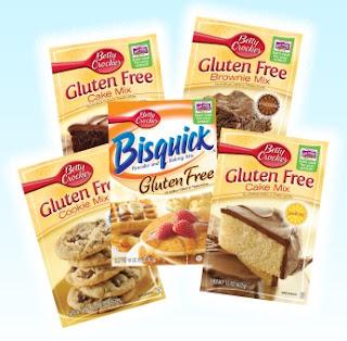 Gluten Free Betty Crocker Chocolate Cake Mix