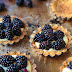 Brown Butter Tart  With Blackberries Recipe