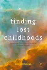 Book cover for Finding Lost Childhoods