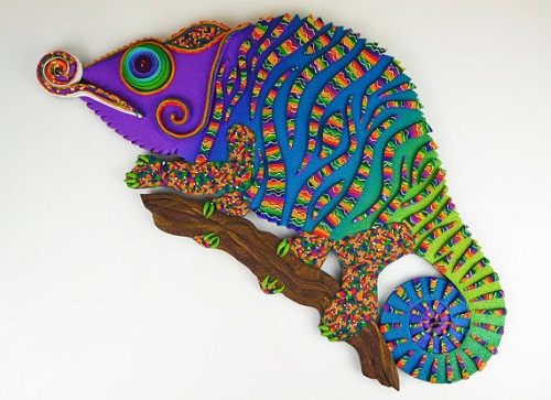Polymer Clay Art For The World By Mysticdreamerart The