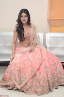 Avantika Mishra in Beautiful Peach Ghagra Choli 041.jpg