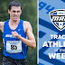 UB's Scheving named MAC Track Athlete of the Week