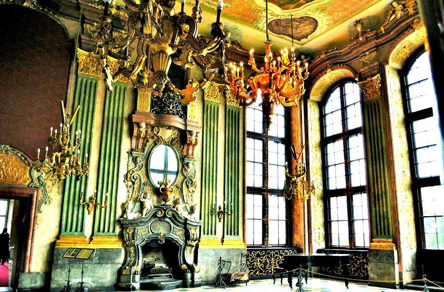 Loveisspeed.......: Książ Or Schloss Fürstenstein Is A