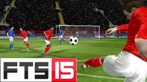 Game Sepak Bola Offline First Touch Soccer APK