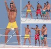 Cristiano Ronaldo shows off his dance moves