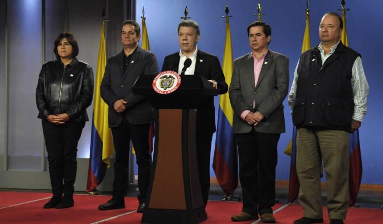 Santos propone eliminar pena de muerte en el mundo por delitos de drogas