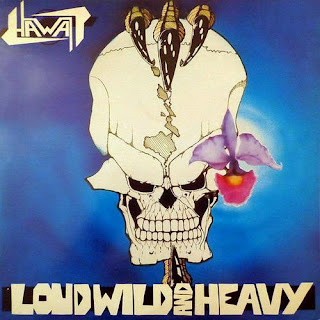 "Το τραγούδι των Hawaii ""Bad Boys of Metal"" από το ep ""Loud, Wild and Heavy"""