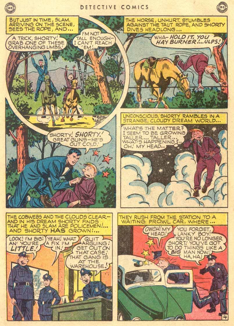 Read online Detective Comics (1937) comic -  Issue #149 - 27