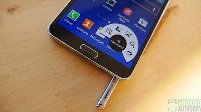 4 Cara Melakukan Screenshot Samsung Galaxy Note 3
