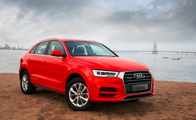 audi q3 dynamic edition india price