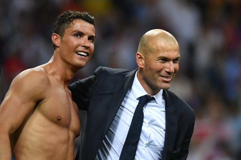 Cauteloso, Zidane não relaciona Cristiano Ronaldo contra o Sevilla, pela Copa do Rei (Foto: AFP)