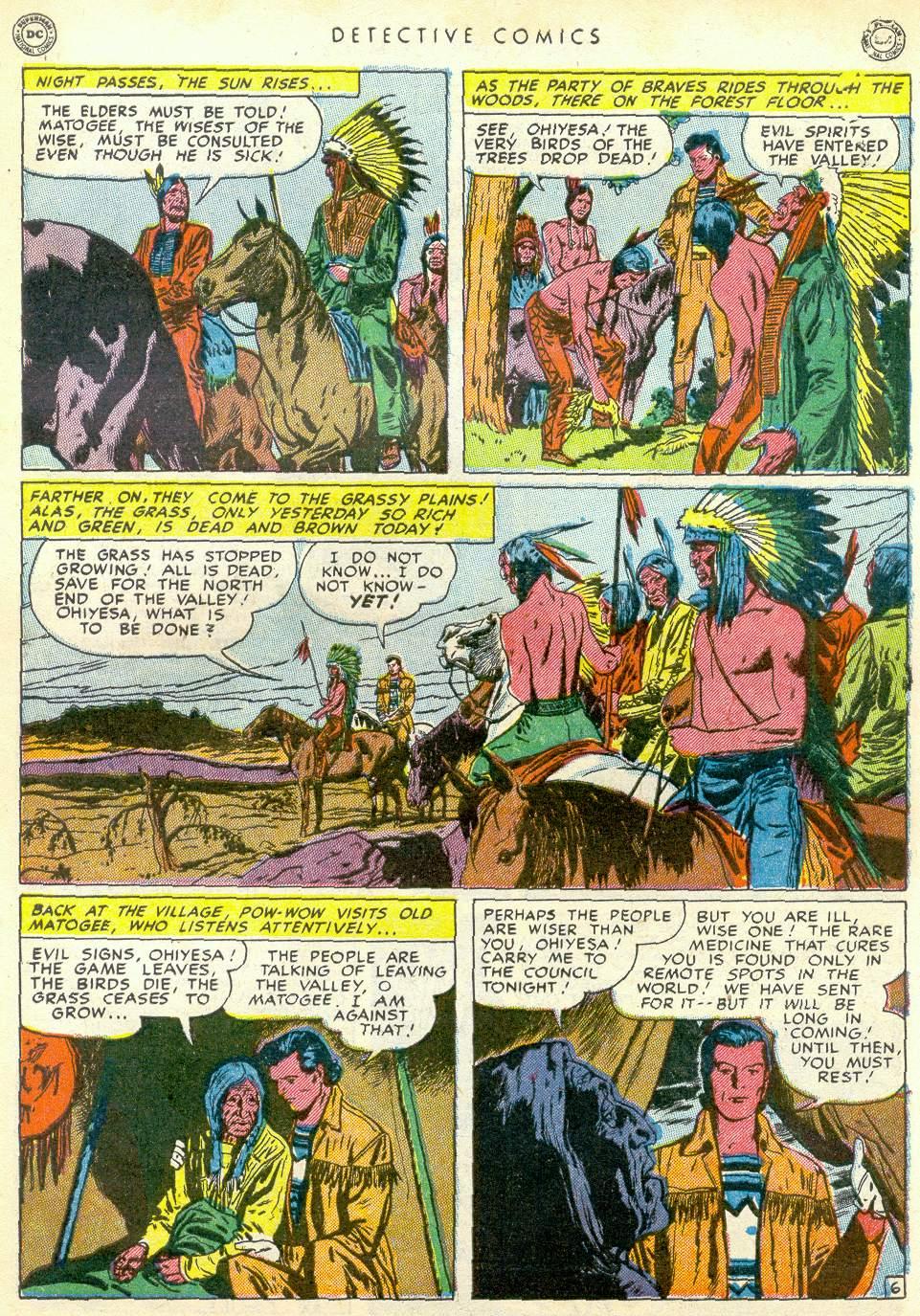 Read online Detective Comics (1937) comic -  Issue #163 - 44