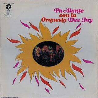 PA'LANTE - ORQUESTA DEEJAY (1970)