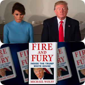 Trump's domestic implications brought out by recently-launched book!