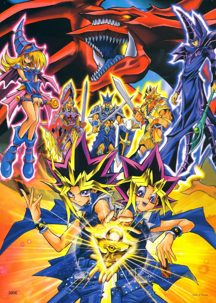 yu-gi-oh: duel monsters episode 01-244 batch subtitle