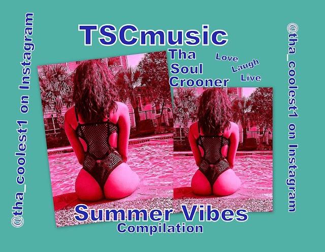 "Download ""Summer Vibes EP"" by ThaSoulCrooner {{{WilsonBlock100 Media Exclusive Digital Release}}}"