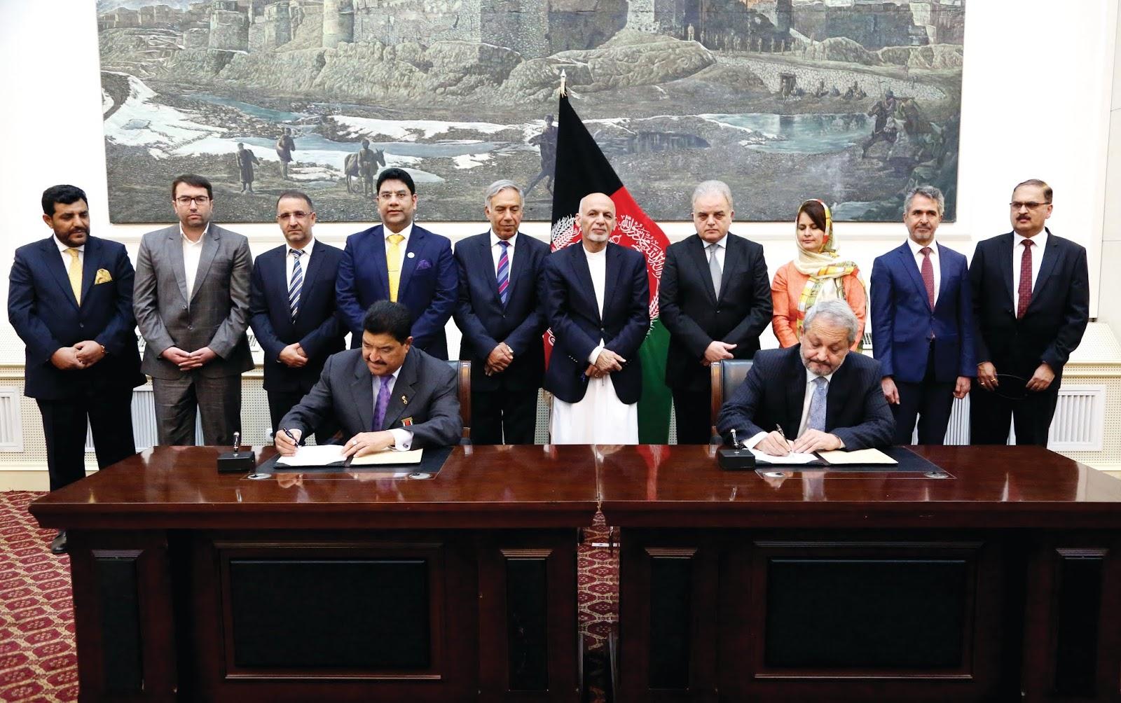 बी आर शेट्टी के नेतृत्व में बीआरएस वेंचर्स ने किया अफगानिस्तान में प्रवेश