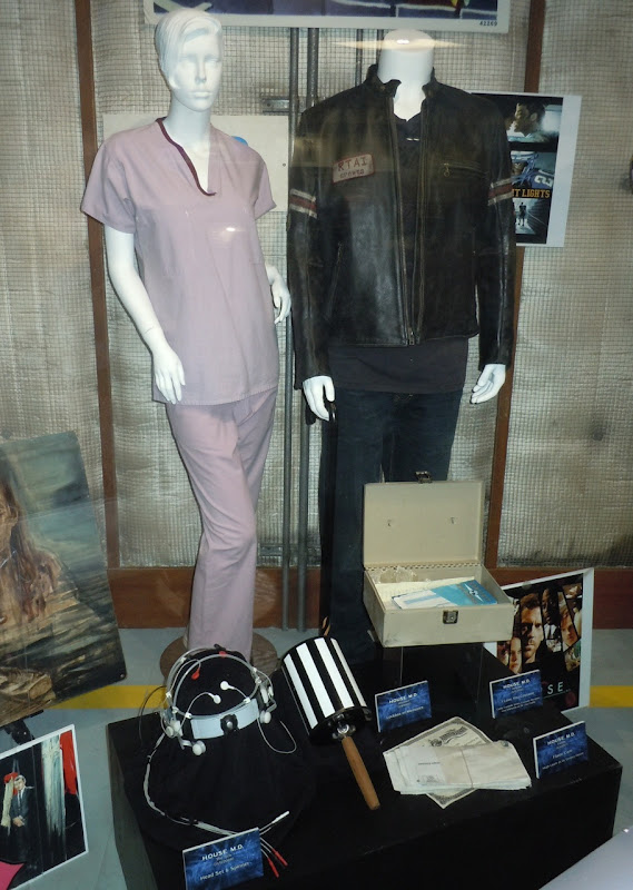 House MD costume and prop display