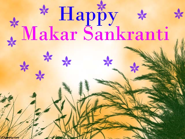 Makar Sankranti animated HD Quotes