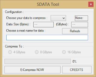 SDATA TOOL Duplicador de Memoria USB