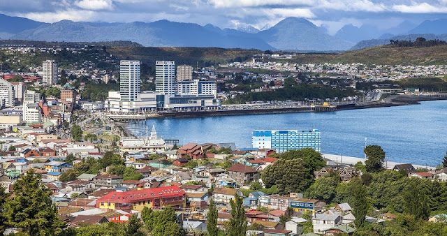 Aluguel de carro em Puerto Montt