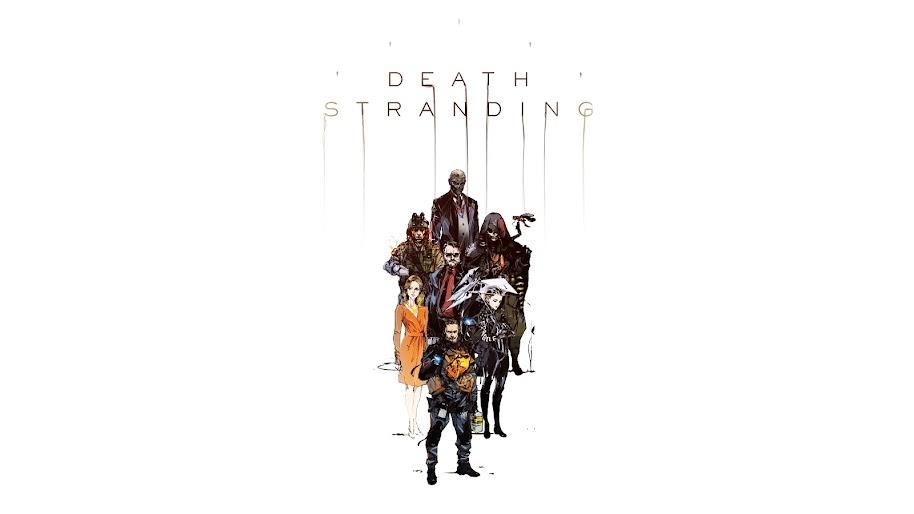 Death Stranding, Characters, 4K, #2 Wallpaper