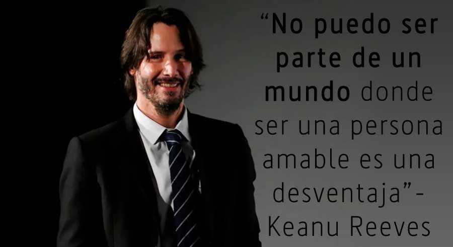 50 Frases Poderosas De Keanu Reeves