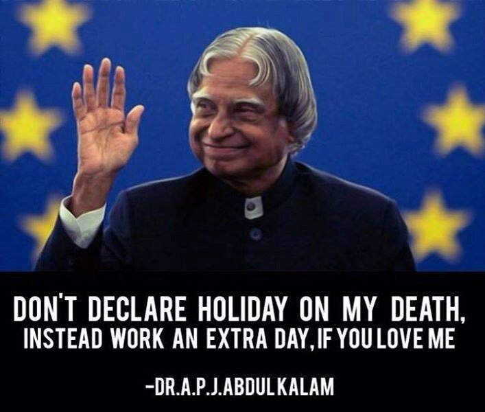 Inspirational Quotes By Apj Abdul Kalam For Students: Top 10 APJ Abdul Kalam Quotes In