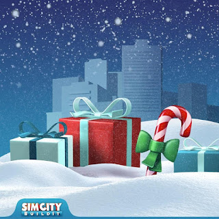 SimCity BuildIt Mountain Holiday Update - 15th December 2015