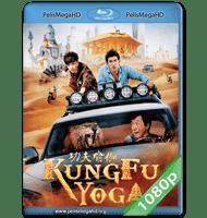 KUNG FU YOGA (2017) FULL 1080P HD MKV ESPAÑOL LATINO