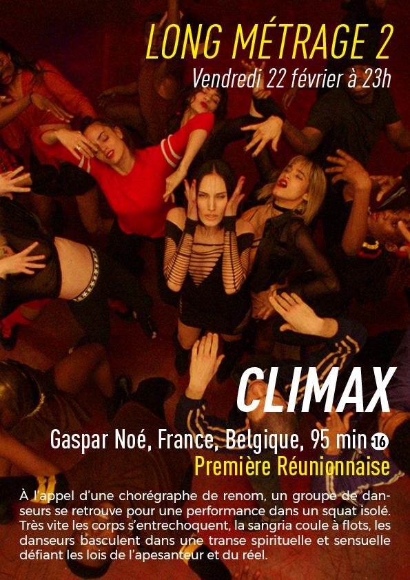 Long métrage 2 : Climax
