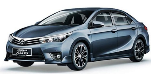 2018 New Toyota Altis Review