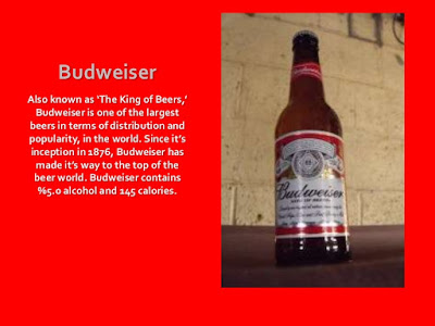 """budweiser reigns as global no 1 alchoholic brand"""