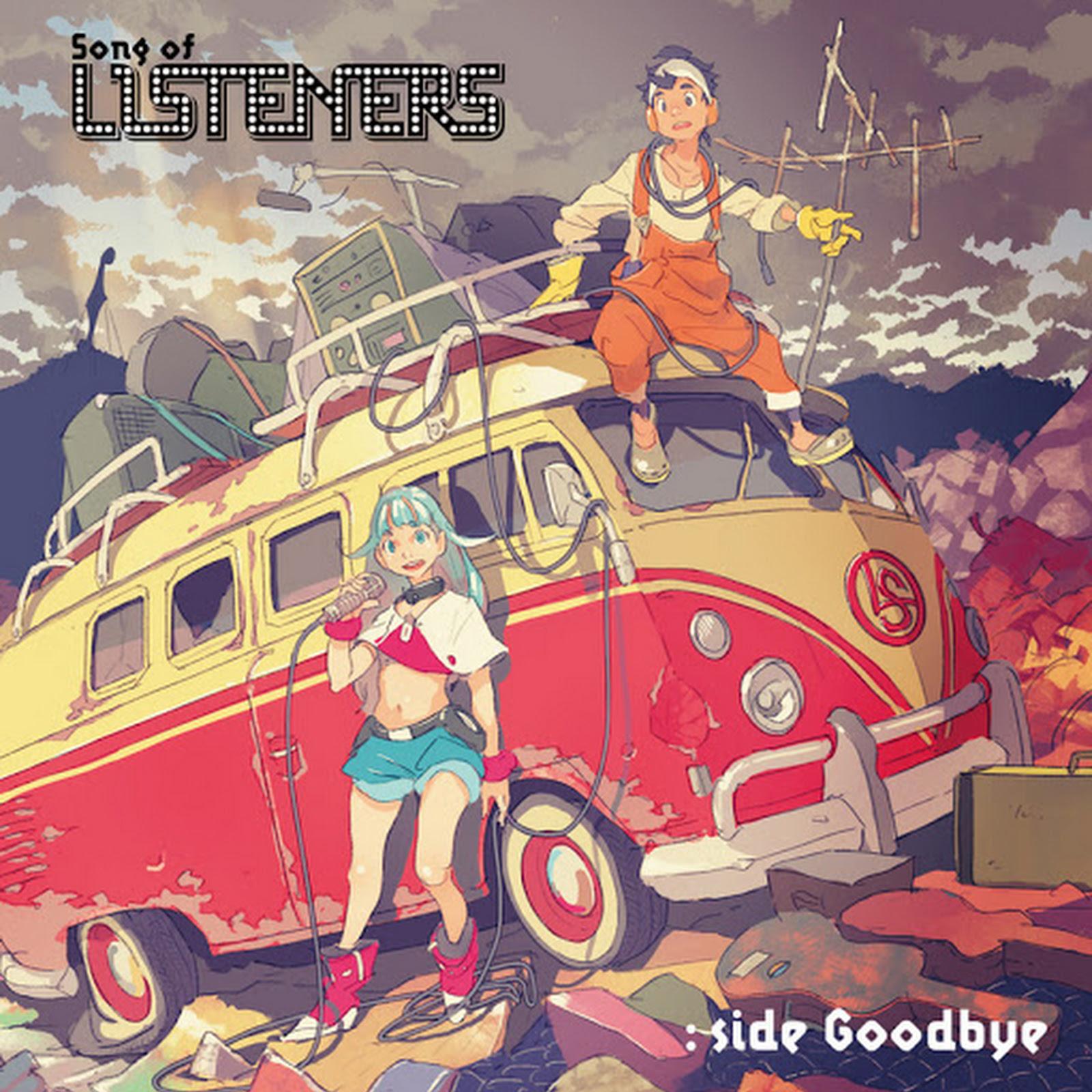 ▷ Descargar Listeners OST - OP&EDs [Extendido] [MP3-320Kbps]