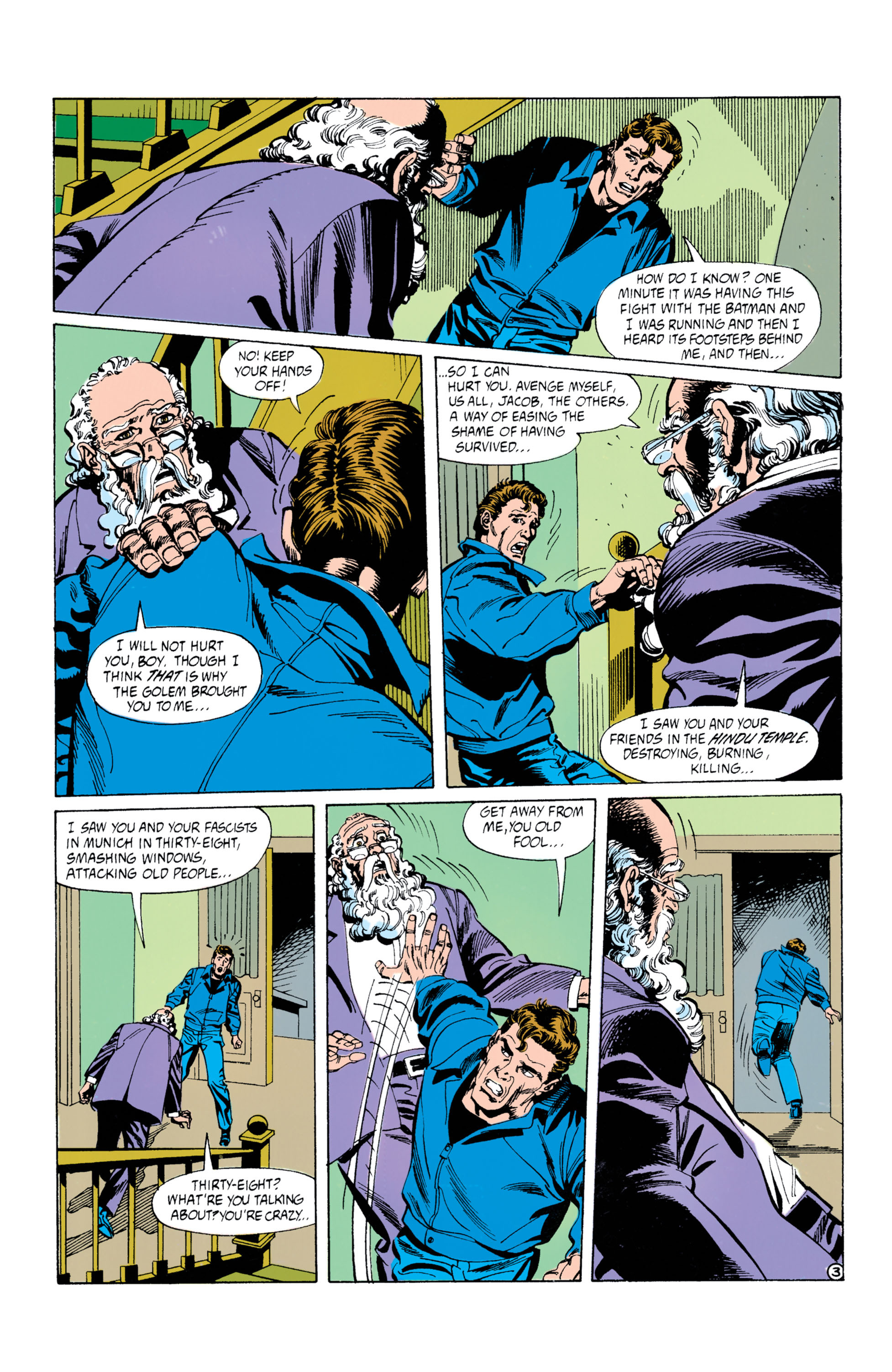 Detective Comics (1937) 632 Page 3