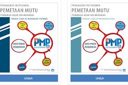 Download Instrumen PMP tahun 2018 untuk SD SMP dan SMA