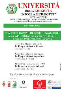 Seminario a cura del Prof. Francesco Natarelli