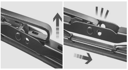 Wiper menjadi salah satu komponen penting yang sangat diperlukan ketika kita mengemudi dis Cara mudah ganti karet wiper model U hook sendiri