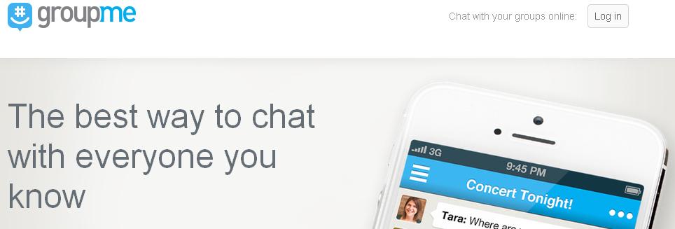 GroupMe WhatsApp Alternative